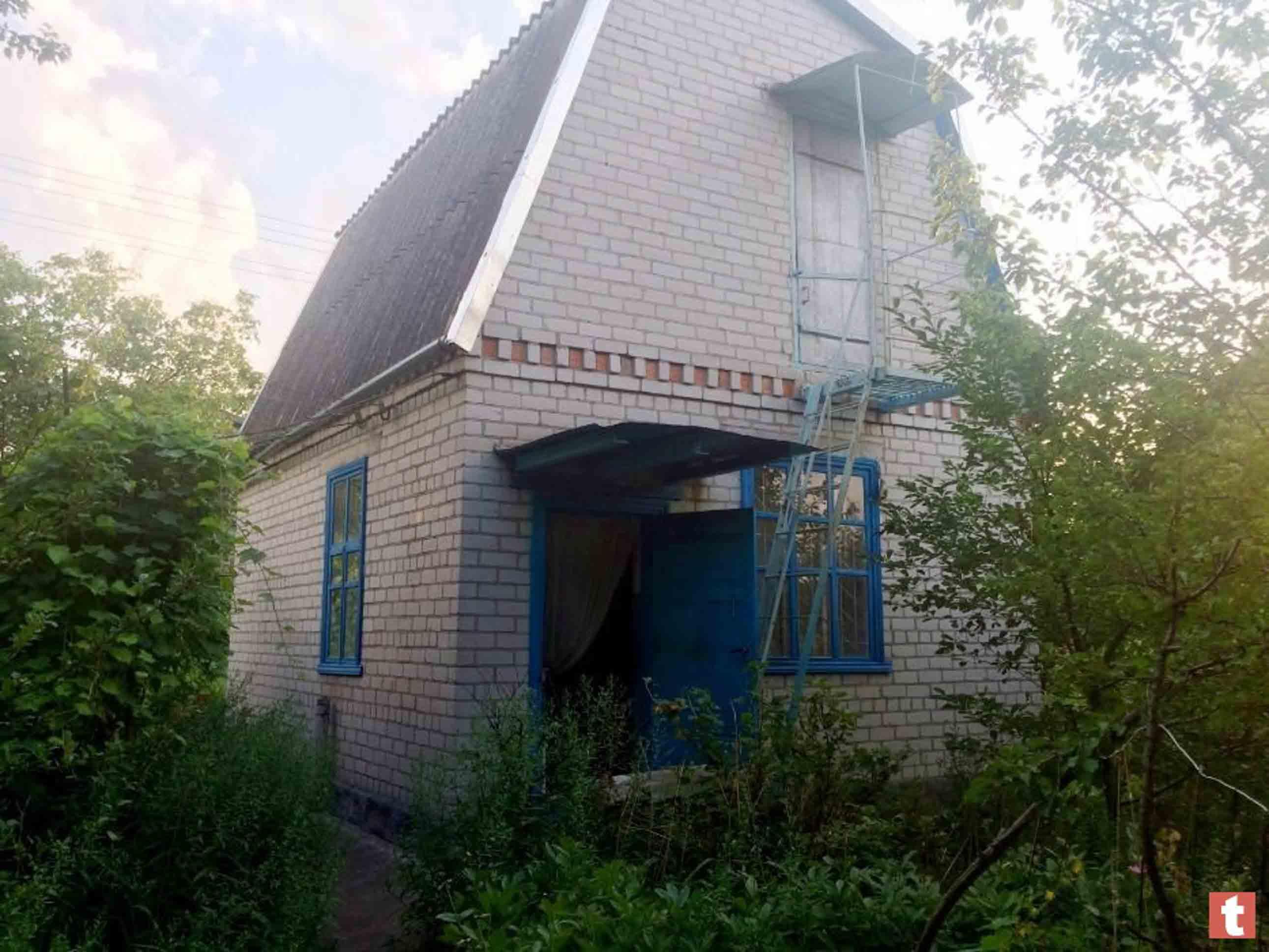Cвой 2х эт. дом в Самаровке возле реки, 5 соток, кадастр фото 3
