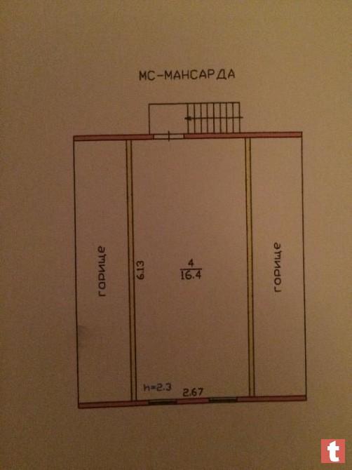 Cвой 2х эт. дом в Самаровке возле реки, 5 соток, кадастр фото 6