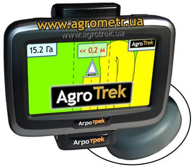 Система параллельного вождения торговой марки «Aгpoтрек» фото 1