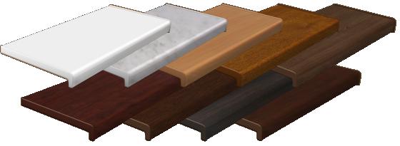 Подоконники: большой выбор и с доставкойВ продаже имеется большой выбор подоконников. Подоконники от известных производителей WDS,Kraft,Cristallit.Качественные материалы, цвета в наличии. Доставка по всей Украине. Весь ассортимент можно посмотреть у нас н фото 3