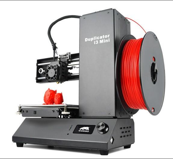 Качественный 3D Принтер Wanhao Duplicator i3 Mini гарантия! Скидка 30% фото 1