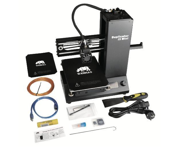 Качественный 3D Принтер Wanhao Duplicator i3 Mini гарантия! Скидка 30% фото 2