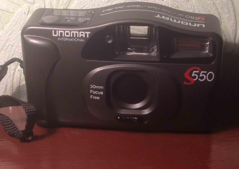 Фотоаппарат  UNOMAT  S 550 international фото 2