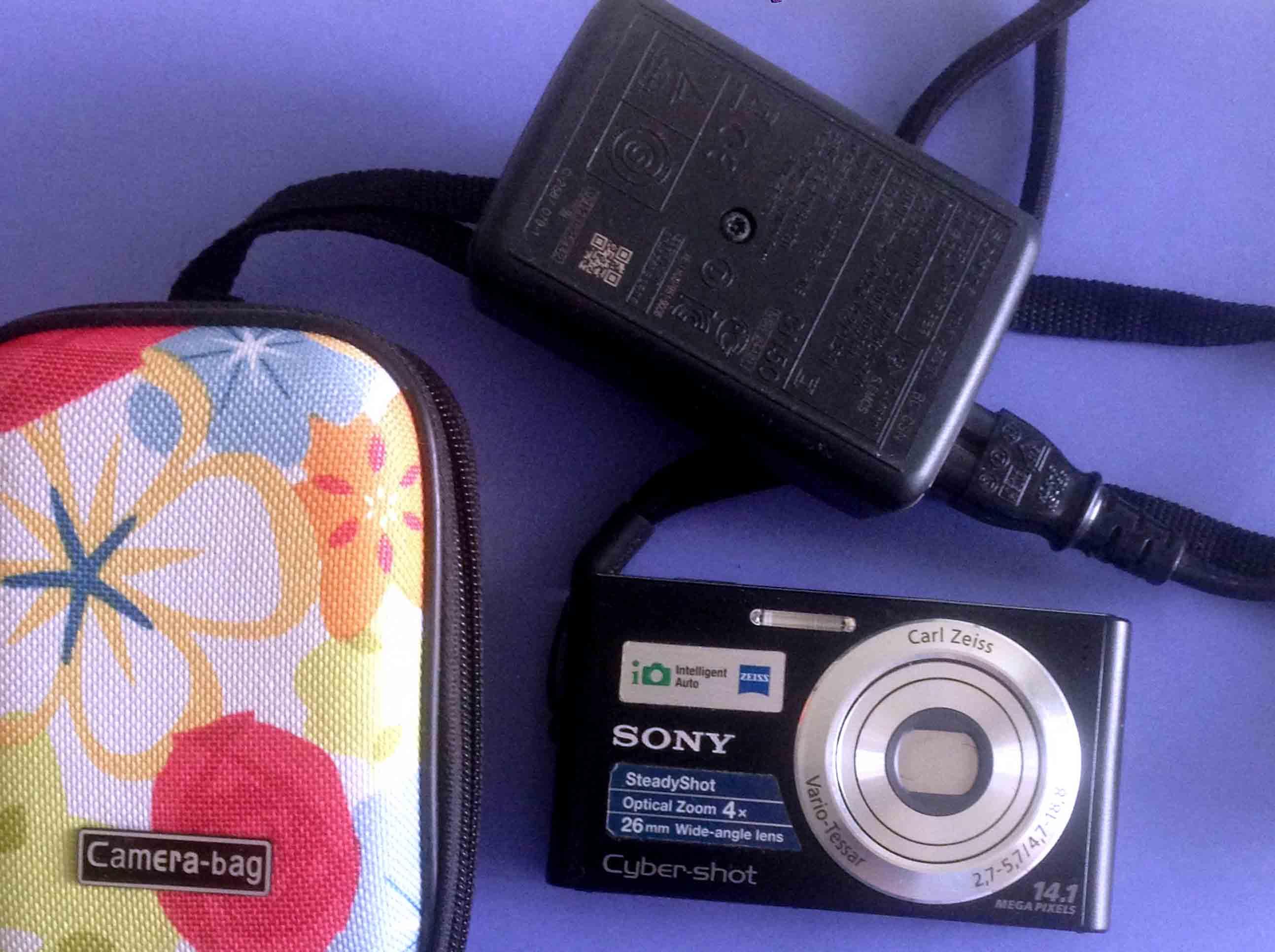 Цифровой фотоаппарат Sony  Cyber - Shot фото 3