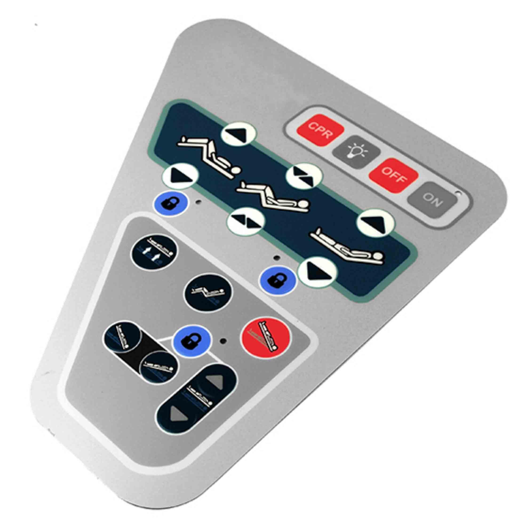 Изготовление (ремонт) мембранной, пленочной клавиатуры и приборных пан фото 5
