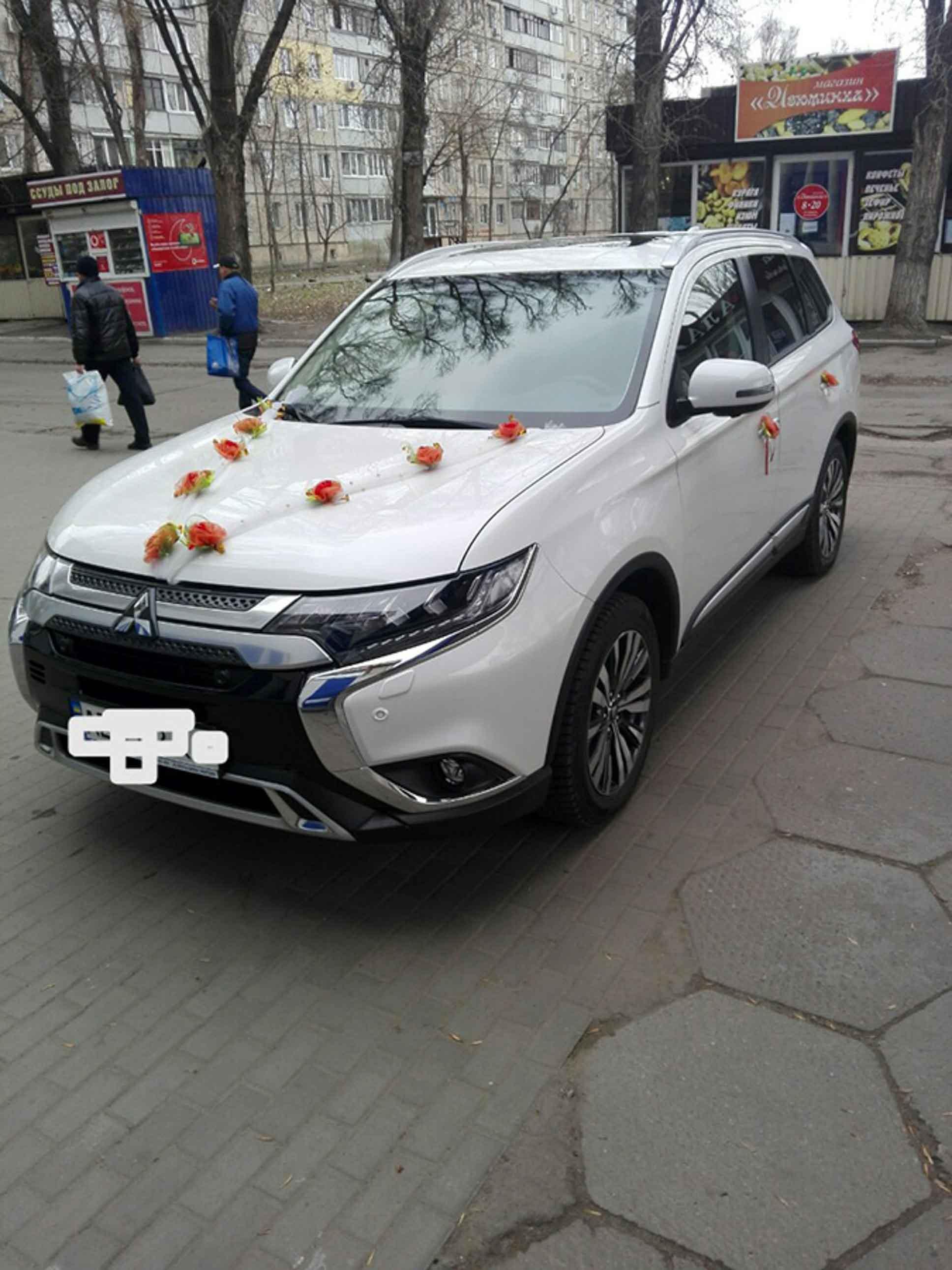 Аренда авто на свадьбу 2019г от 200грн/ч.Бесплатные украшения на выбор фото 1