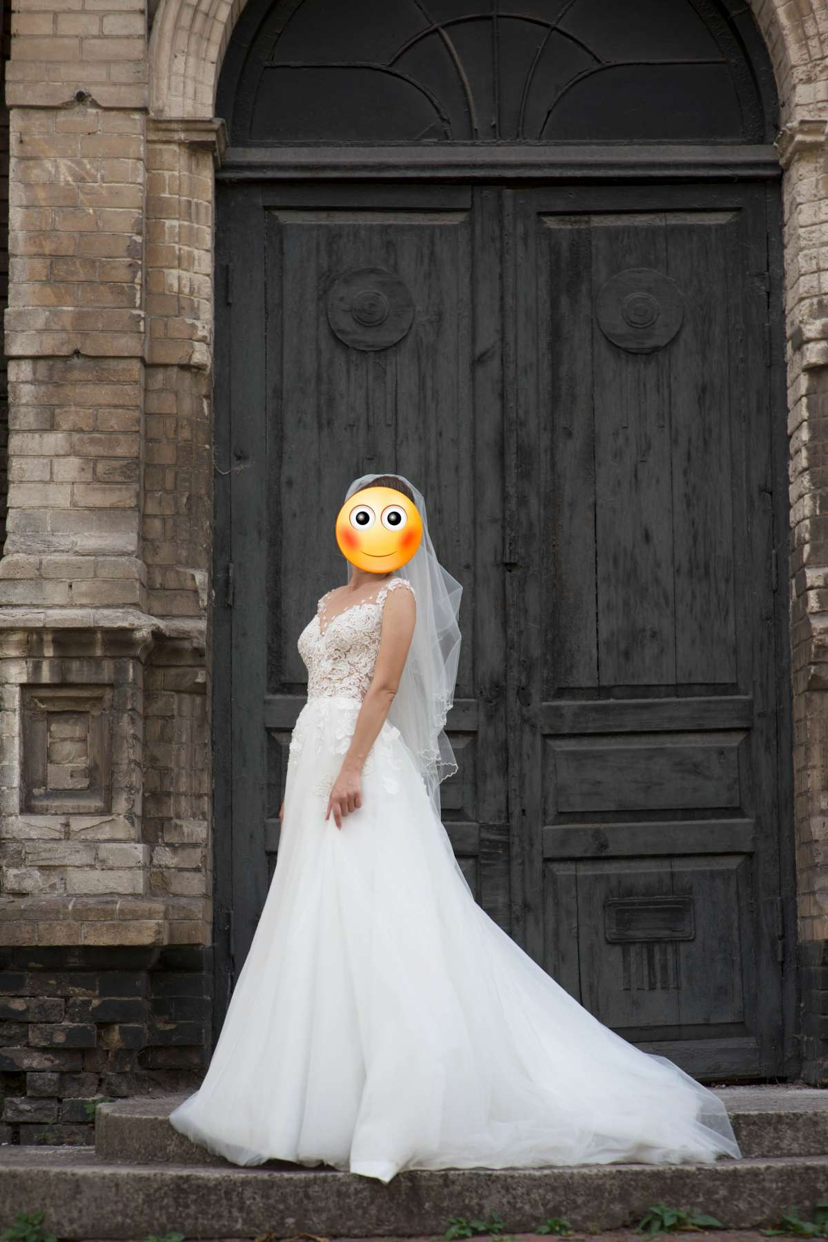 Свадебное платье Мирабель, Diamond White фото 2