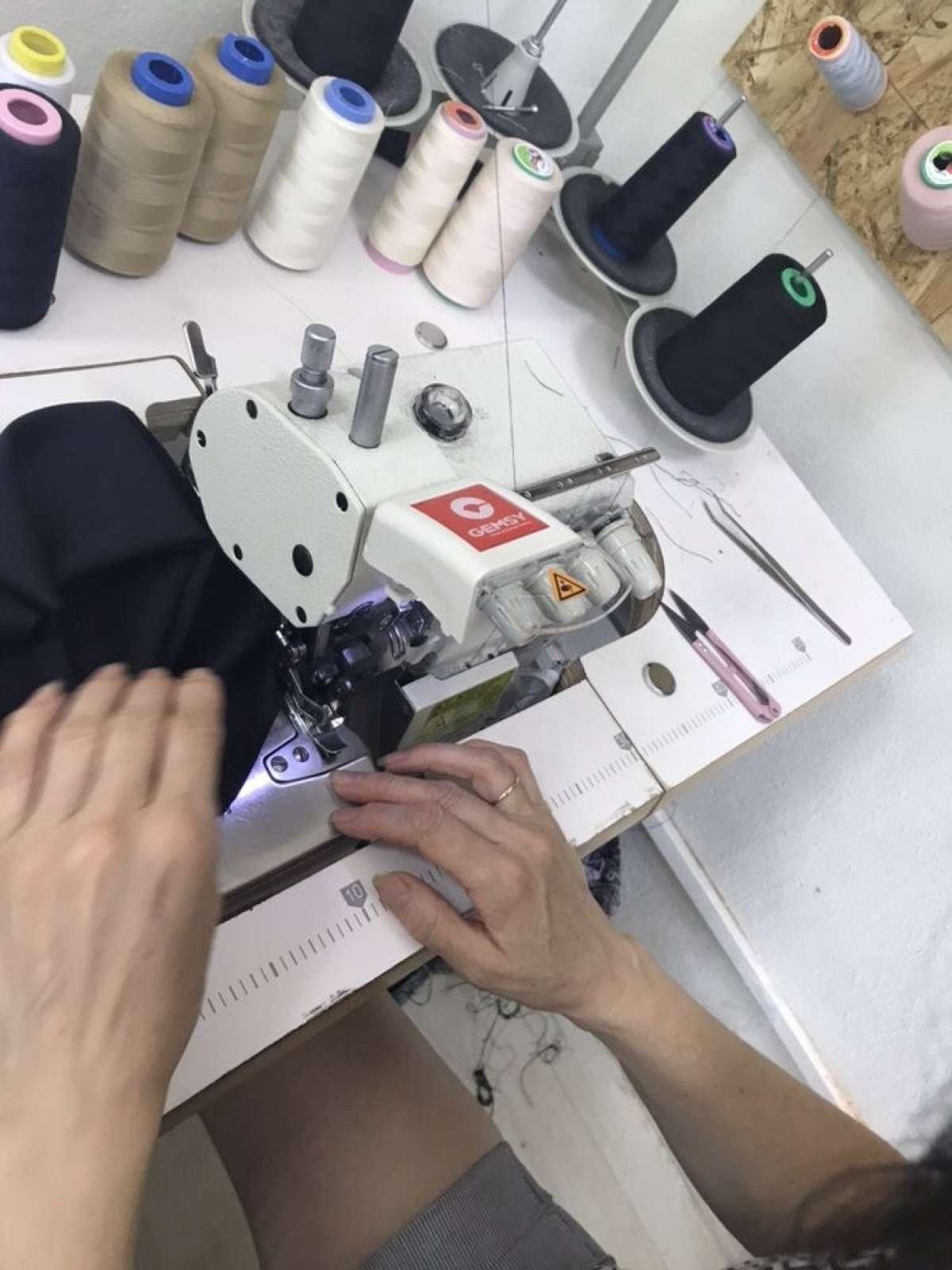 Швейный цех. Пошив женской одежды, пошив на заказ фото 4