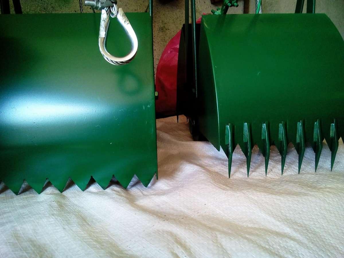 Ковш грейфер для чистки криниць фото 2