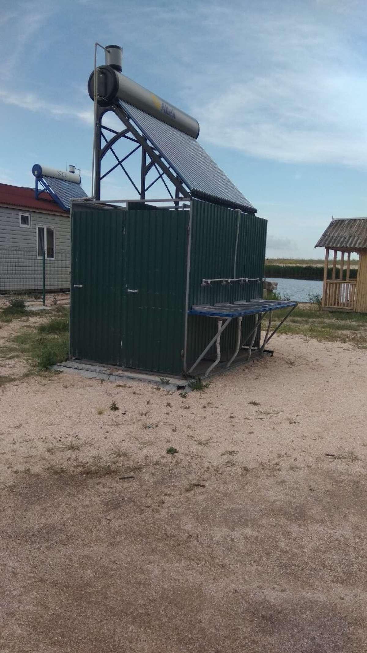 Арабатская стрелка. Домики на берегу моря недорого. фото 3
