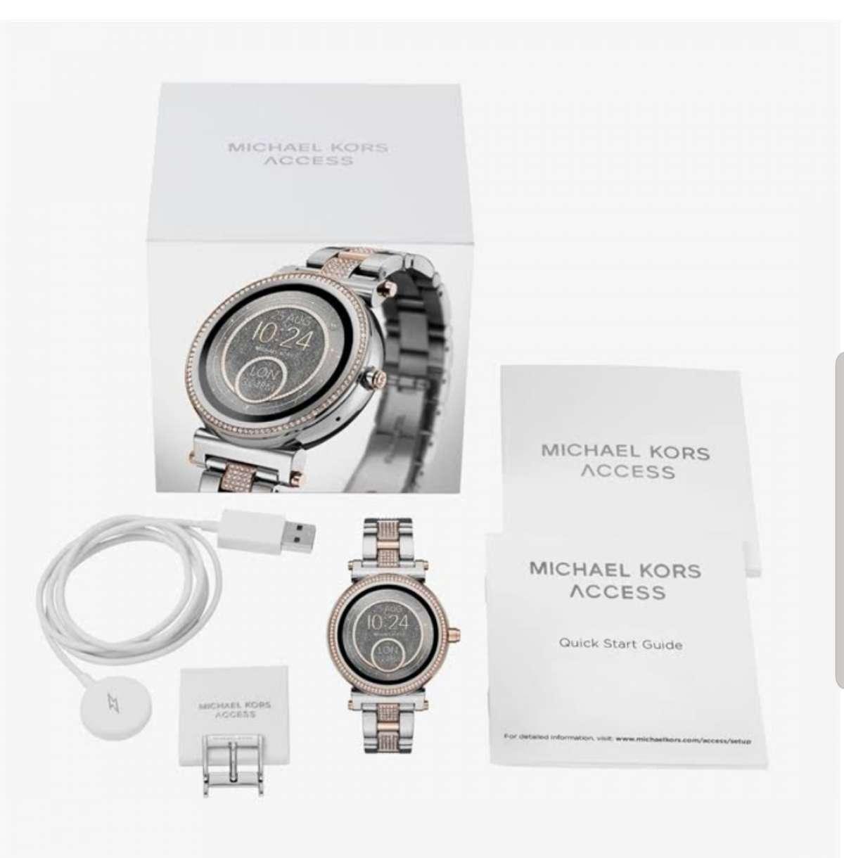 Часы Michael Kors фото 4