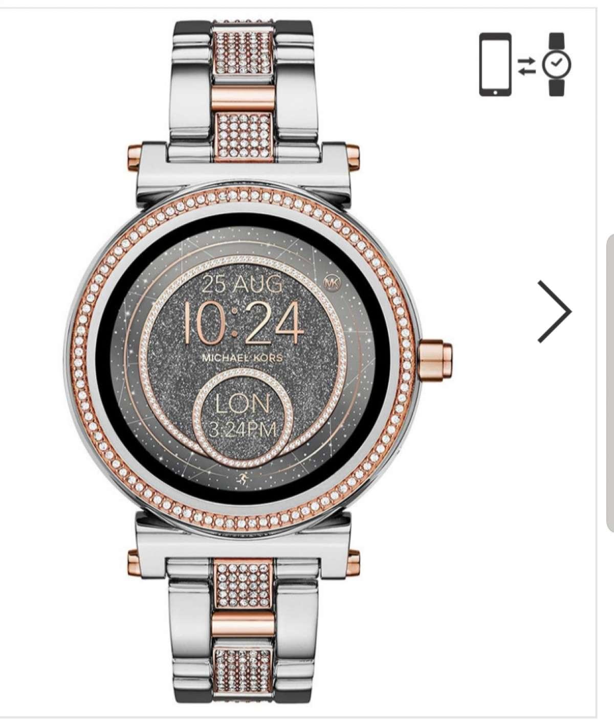 Часы Michael Kors фото 1