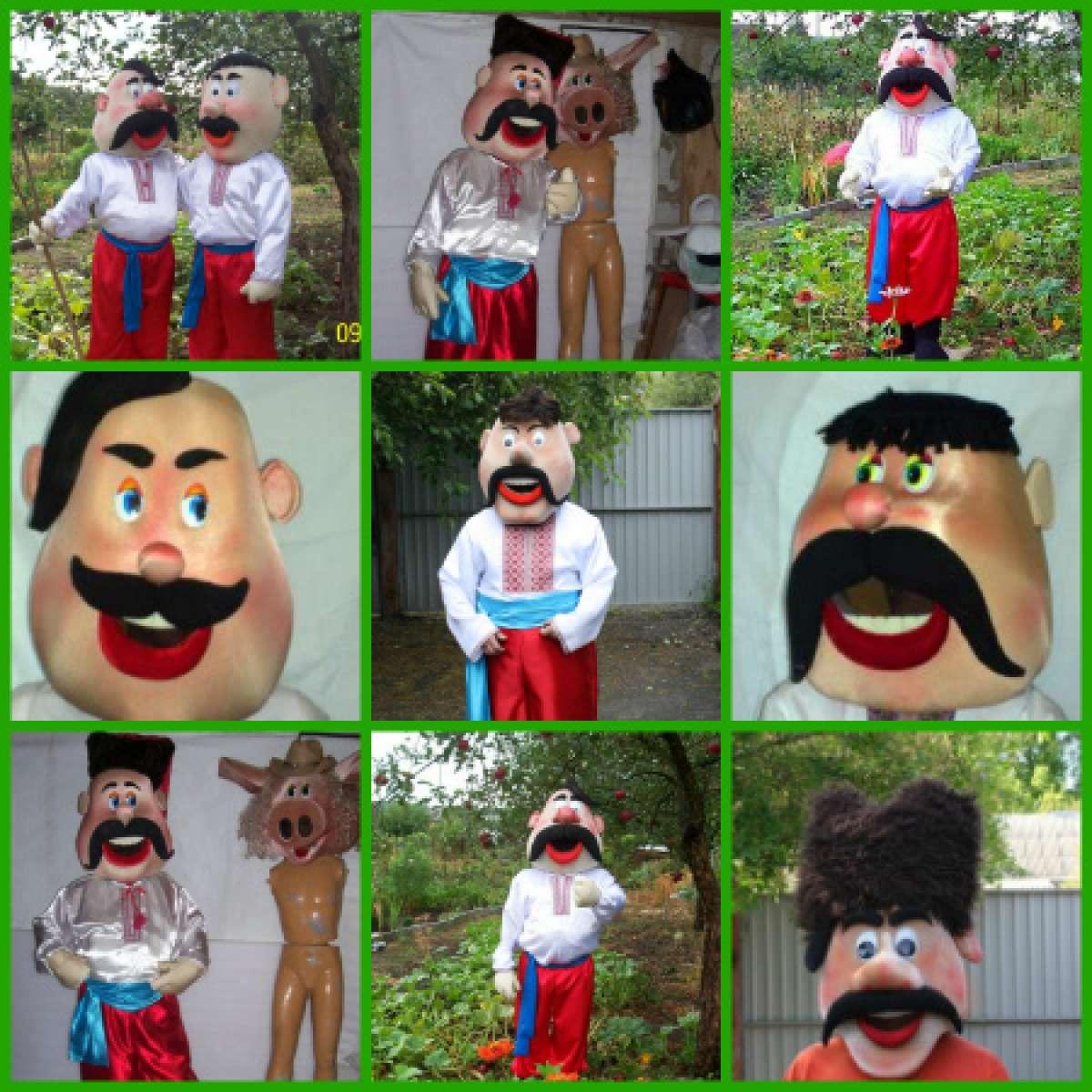 Ростовые куклы изготовление  фото 4