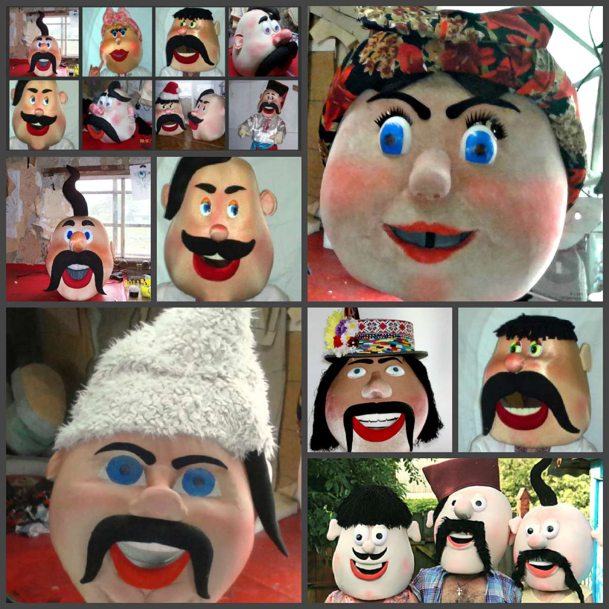Ростовые куклы изготовление  фото 5