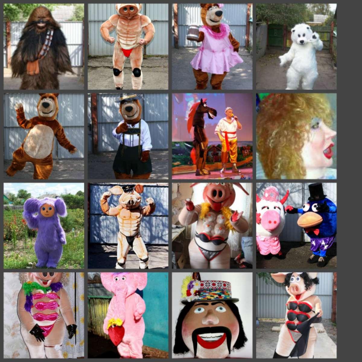 Ростовые куклы изготовление  фото 7