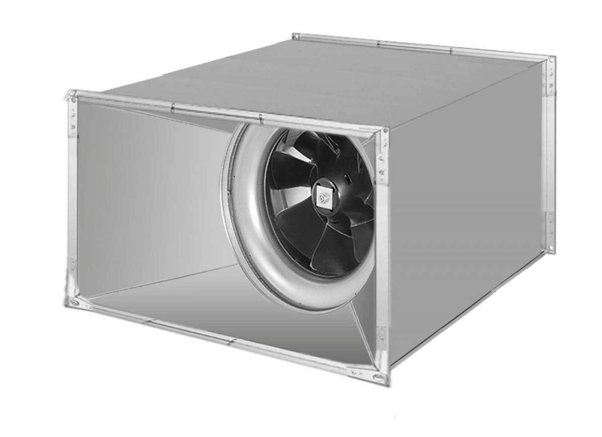 Вентилятор Aer Curat фото 1