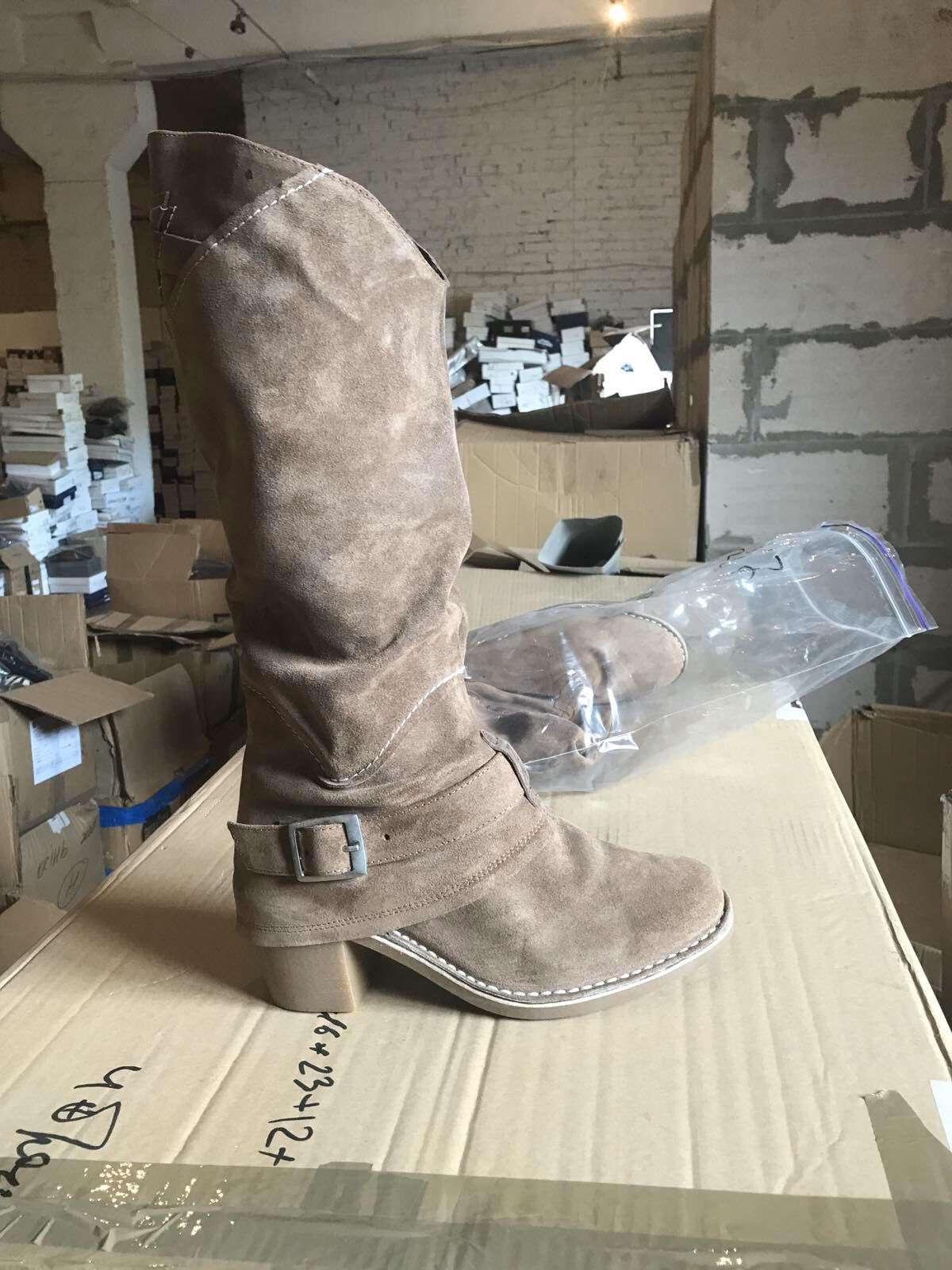 Стоковая обувь из Европы на вес есть размеры фото 2