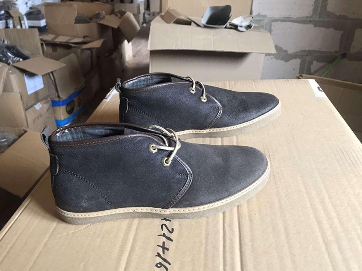 Стоковая обувь из Европы на вес есть размеры фото 4