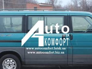 Блок правый (окно с форточкой) на Volkswagen Transporter Т-4 (Фольксва