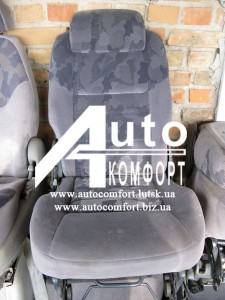 Автосидения б. у. Opel Sintra (Опель Синтра) 3 шт. трансформеры