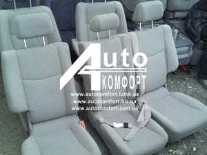 Автосидения б. у. в Citroёn Nemo, Fiat Fiorino, Peugeot Bipper (Ситрое