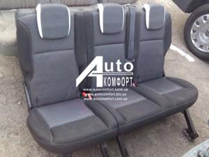 Оригинальные задние сидения в Renault Kangoo 08- (Рено Кангу 08-)