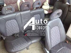 Сидения автомобильные, салон Mercedes-Benz A-class (Ашка) 5 шт.