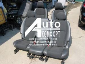 Cидения автомобильные, салон Volvo XC90 (Вольво), 5 шт.