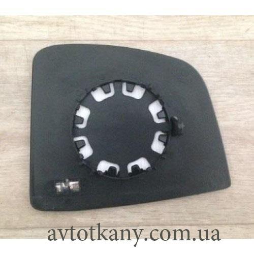 Вклад зеркала Fiat doblo фиат добло с электрообогревом