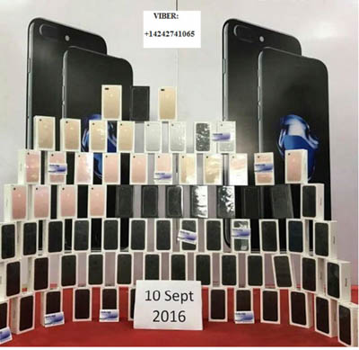 ПРОДАЮ APPLE IPhone 7 и Samsung Galaxy 7 EDGE