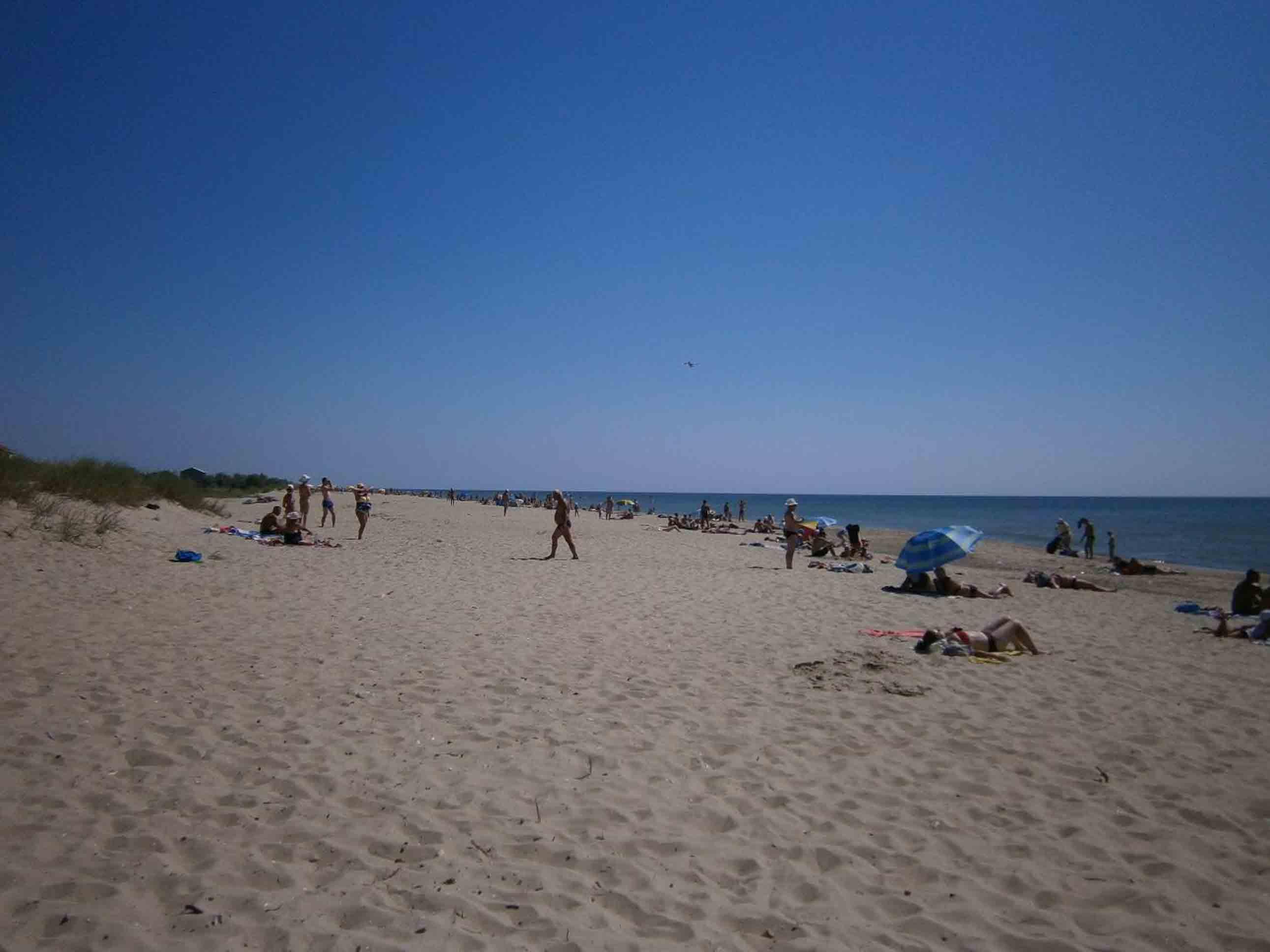 Отдых семейный тихий у моря Удобства в номере Одесская обл