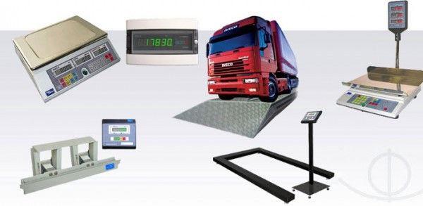 Корректировка параметров автомобильных весов
