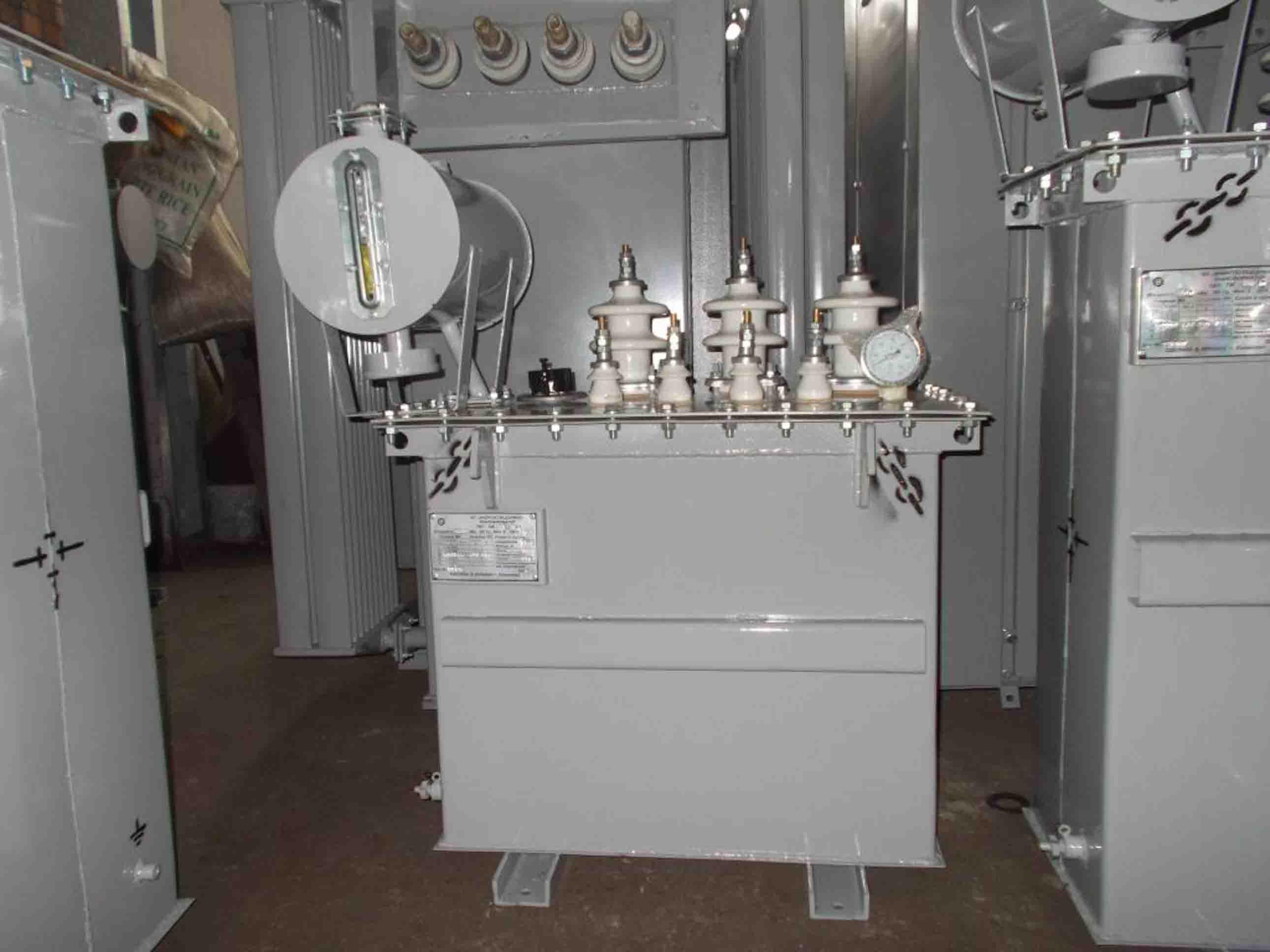 Трансформатор ТМ 25 кВА