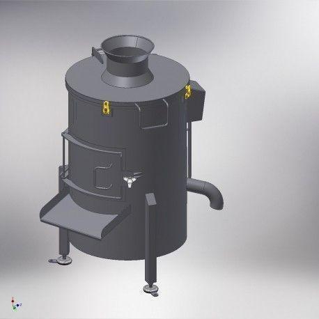 Центрифуга. Машина для очистки желудков и кишек.  Источник: https:/