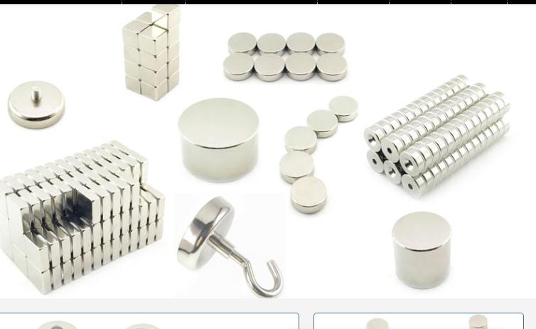 Продажа неодимовых магнитов по низким ценам