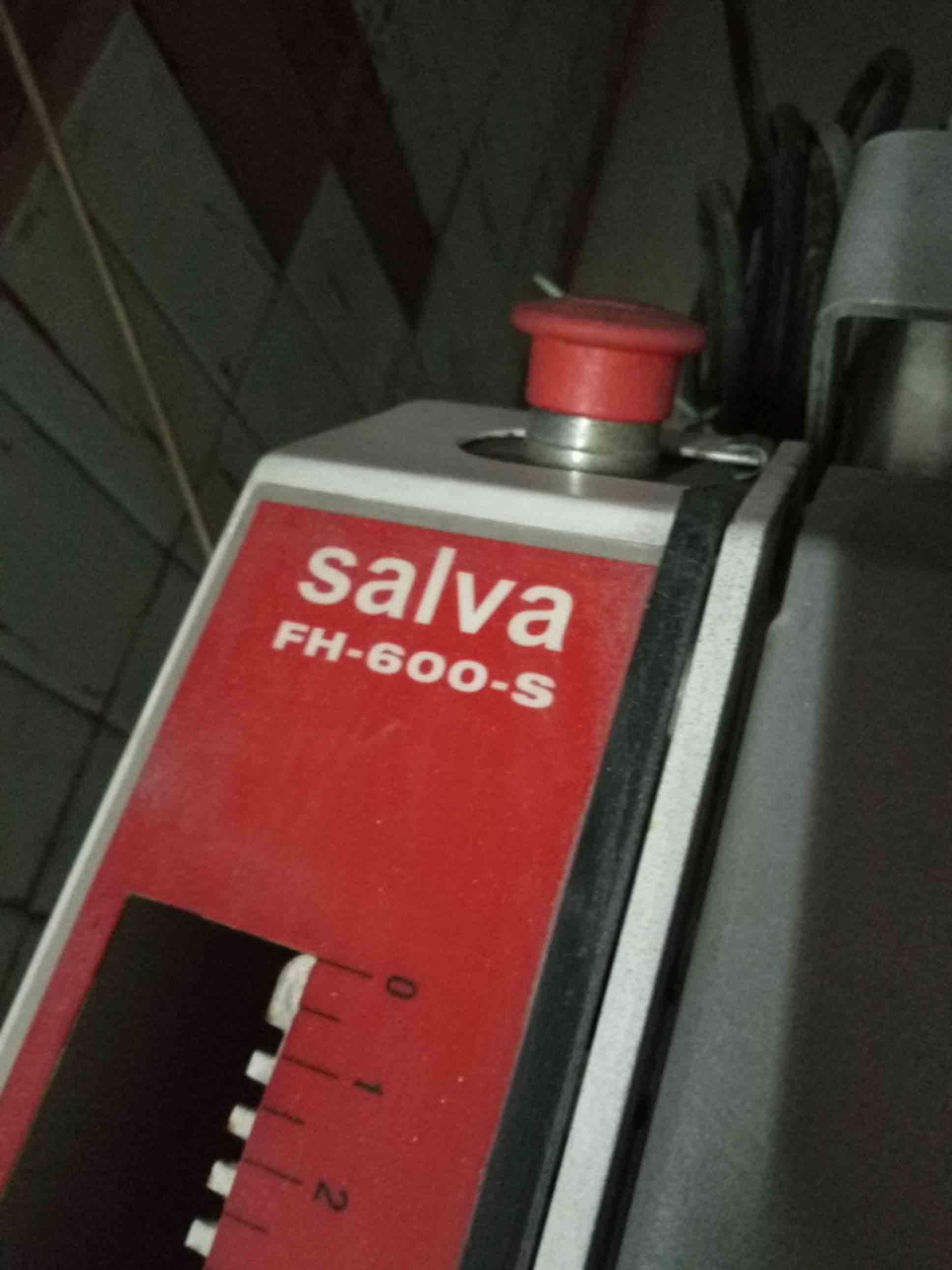 Тестозакаточная ( тестораскаточная) машина Salva бу