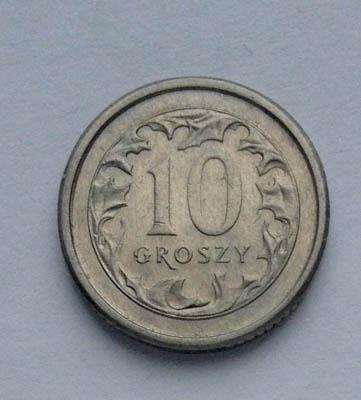 10 гошей 1999 Польша
