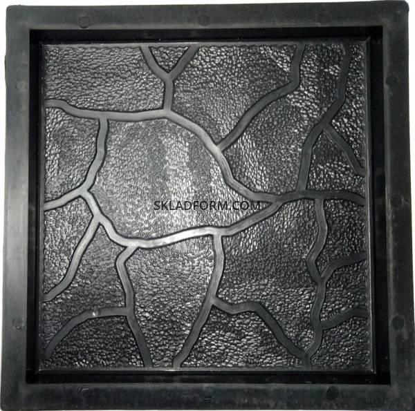 Формы для тротуарной плитки Квадрат Тучка