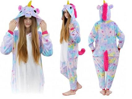 Пижамы Кигуруми для девочек по доступным ценам