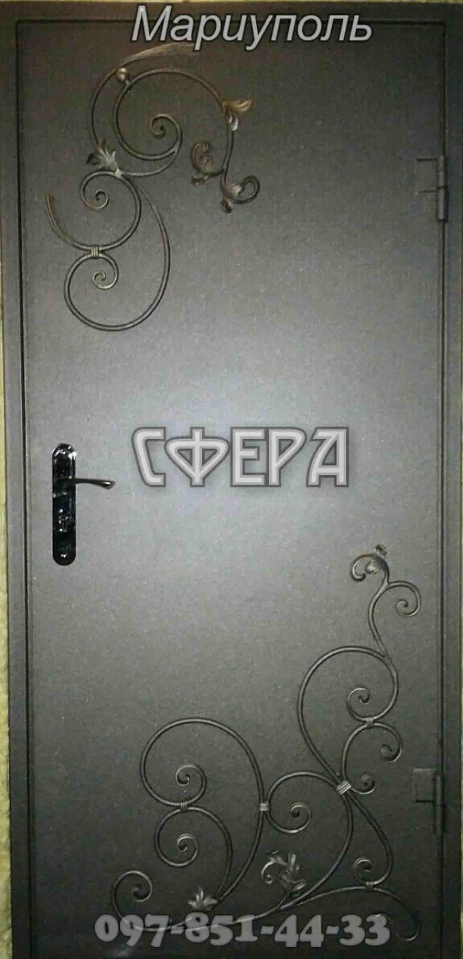 Металлические входные двери, тамбурные перегородки, дверь под�