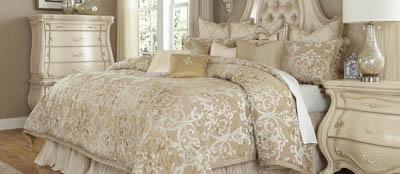 Модные, дизайнерские покрывала в спальню