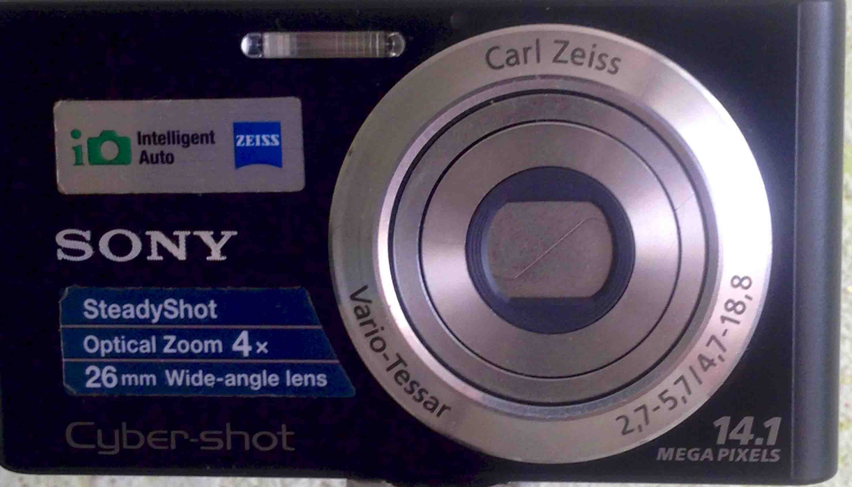 Цифровой фотоаппарат Sony  Cyber - Shot