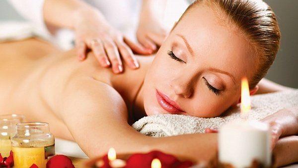 SPA массаж в центре Днепра
