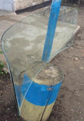 Лобовое стекло на Москвич  412