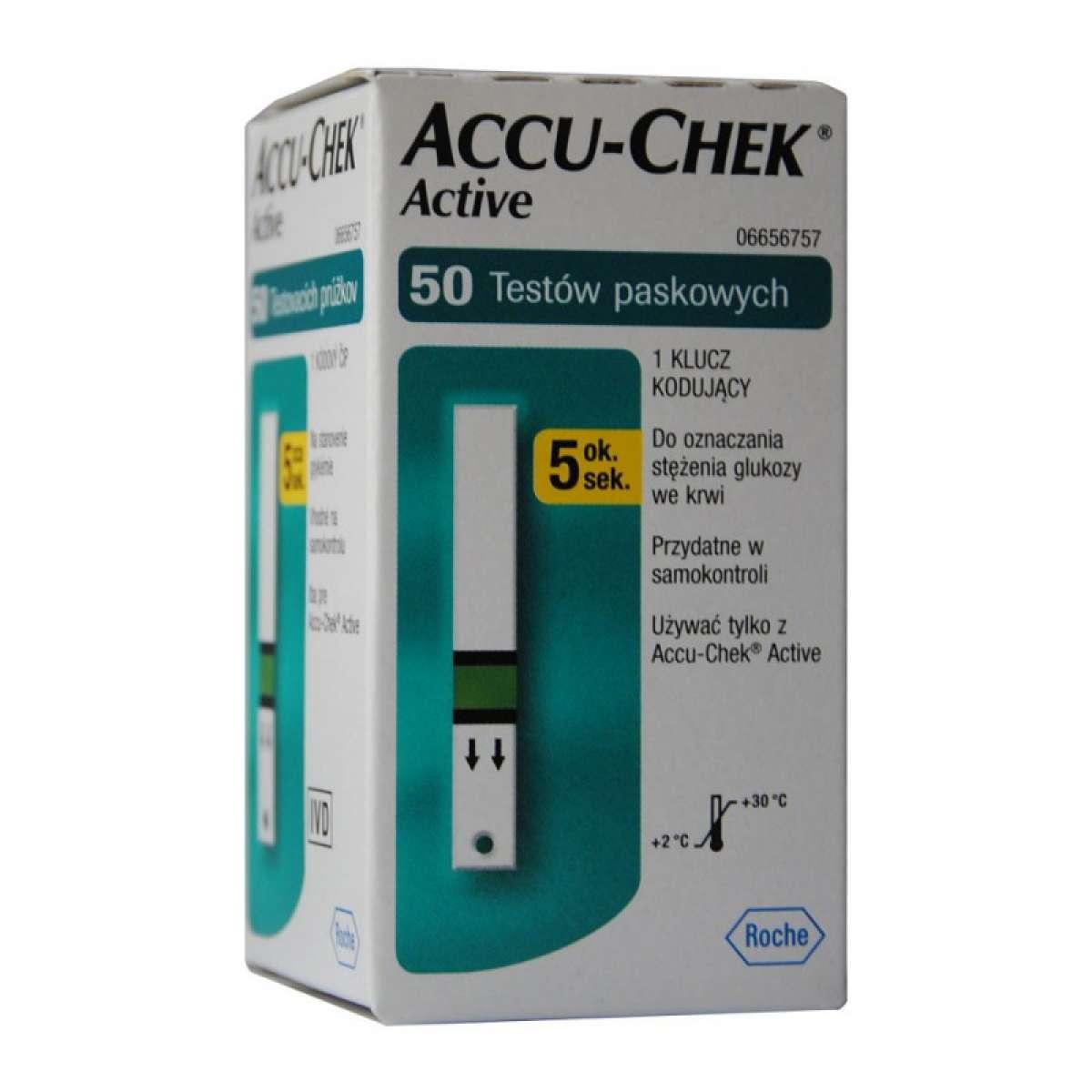 Accu Chek Active 50