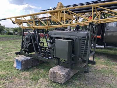 Буровая установка УГБ 50