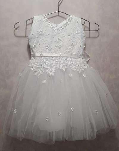 Платье для Новогоднего утренника для девочки от 3 до 5 лет