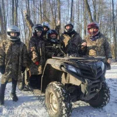 Прокат квадроциклов в Киеве