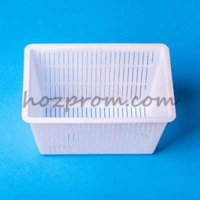 Прямоугольная сырная форма 2 кг Сыроварение в домашних условия
