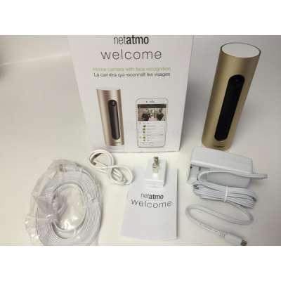 Хит. Умная камера Netatmo Welcome Apple HomeKit